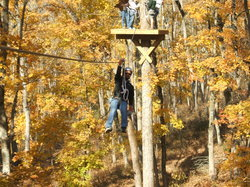 Dagaz Acres Zipline Adventures