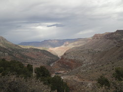 Salt River Canyon Scenic Drive