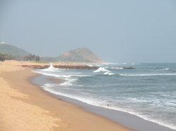 Yarada Beach
