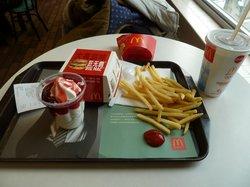 McDonalds Central Street