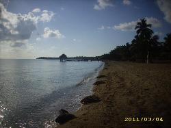 Down our beach