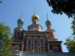 Novodevichy (New Maiden) Convent and Cemetery