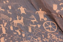 Newspaper Rock Recreation Site