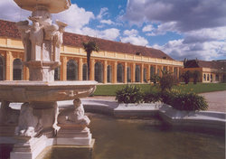 Orangery at Schoenbrunn Palace