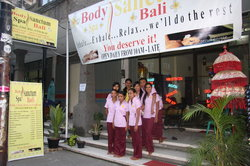 The Body Sanctum Spa Bali