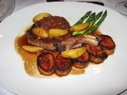 Yummy pork chop