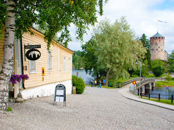Summerrestaurant Linnakrouvi