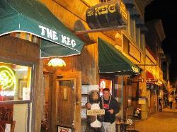 Keg Lounge