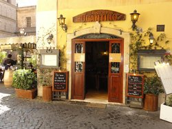 Antica Osteria Rugantino