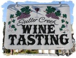 Sutter Creek Wine Tasting