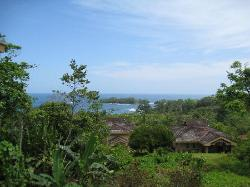 Typical View from Villas