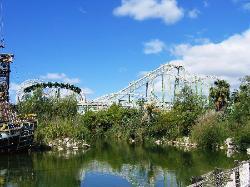 Парк Isla Magica