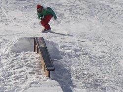 Parque de Nieve Los Puquios
