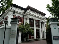 Shanghai Duolun Road Cultural Celebrities Street