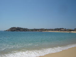 Playa San Augustin
