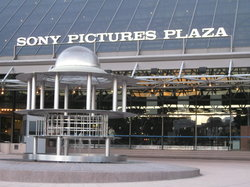 Sony Pictures Studio Tour