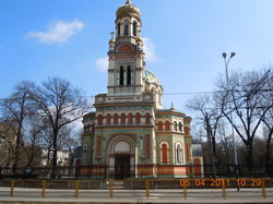 Saint Alexander Newski Cathedral
