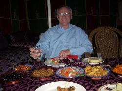 Riad Meal Starter Course