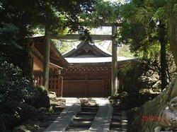 Karasawayama Jinja Shrine