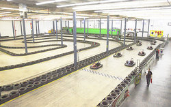 The Pit Indoor Kart Racing