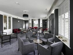 Lounge at the Coast & Country Imperial Exmouth Hotel