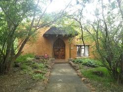 front door of Nut House