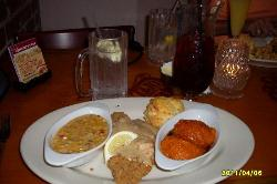 Copeland's has awesome food!