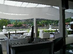 Restaurant lagon