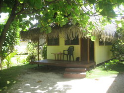Pension Maupiti Village
