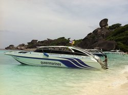 Seahawk Speedboat
