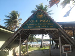 Gef Pa'go Cultural Village