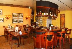Restaurant, Auberge Le Saint-Sulpice