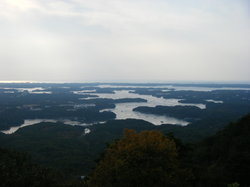 橫山展望台