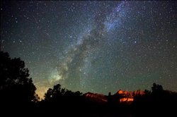 Sedona Star Gazing