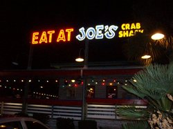 Joe's Crab Shack - S Padre Island Dr