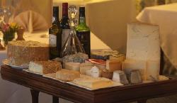 Our multiple award winning cheese trolley