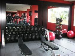 Brand New Fitness Room