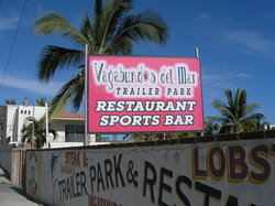 Vagabundos del Mar Trailer Park Restaurant