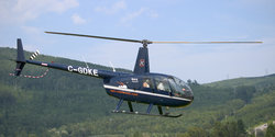 Heli-Charlevoix, Helicoptere touristique