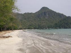 Camp ground @ Sam Phraya Beach (30975082)