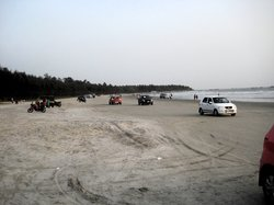 Muzhappilangad Drive-in Beach