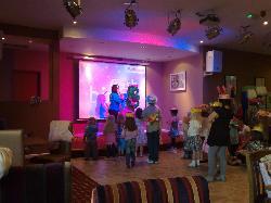 Childrens entertainmant.
