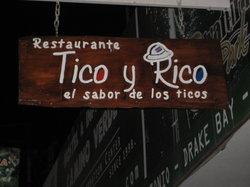 Restaurante Tico y Rico Monteverde