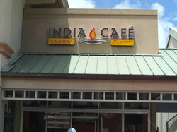 India Cafe Kailua Curry Express