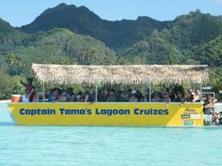 Captain Tama's Lagoon Cruizes