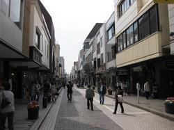 橫濱元町商店街