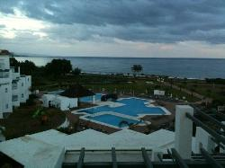 Seaside view room