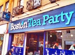 Boston Tea Party Park Street