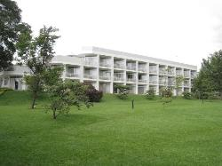 Hotel accommodation block