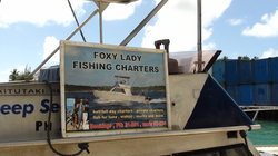 Foxy Lady Aitutaki Fishing Charters